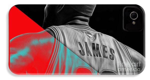 Lebron James Collection IPhone 4s Case