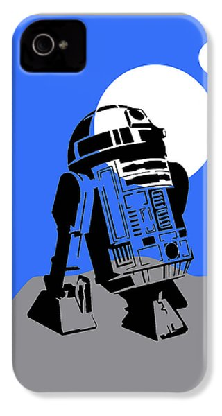 Star Wars R2-d2 Collection IPhone 4s Case by Marvin Blaine