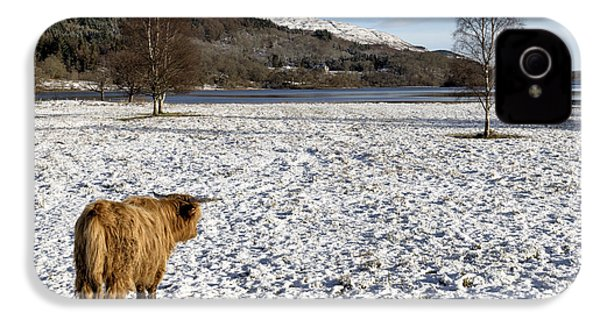 Trossachs Scenery In Scotland IPhone 4s Case