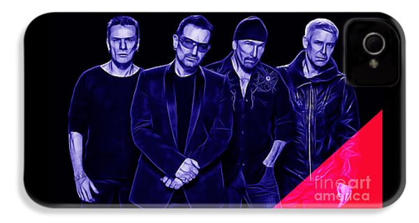U2 Collection IPhone 4s Case