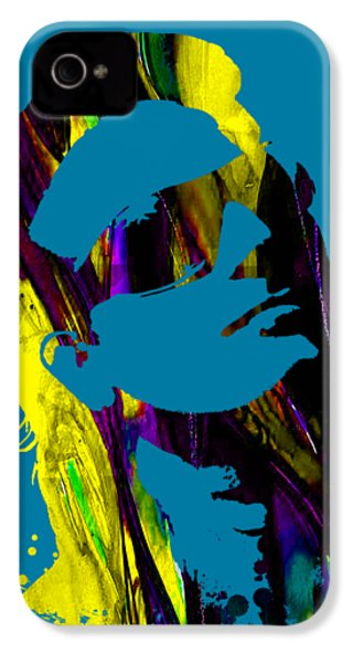 Bono Collection IPhone 4s Case by Marvin Blaine