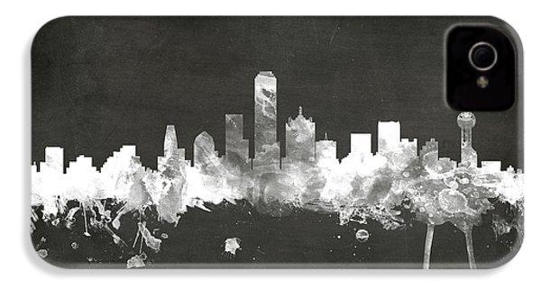 Dallas Texas Skyline IPhone 4s Case