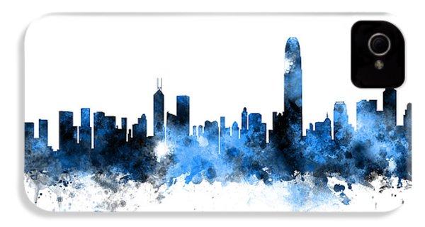 Hong Kong Skyline IPhone 4s Case