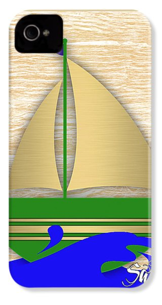 Sailing Collection IPhone 4s Case