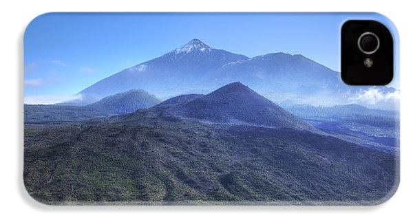 Tenerife - Mount Teide IPhone 4s Case by Joana Kruse