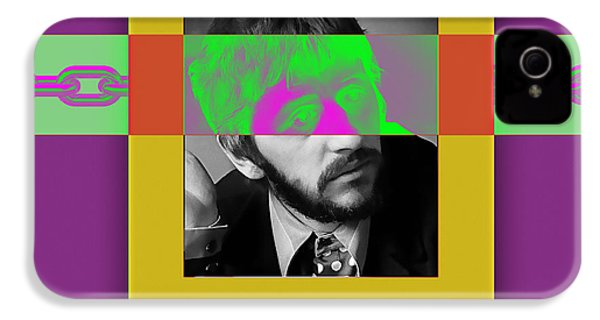 Ringo Starr Collection IPhone 4s Case