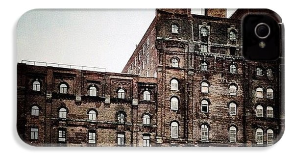 Abandoned Factory IPhone 4s Case by Natasha Marco