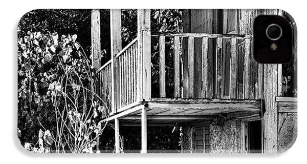 Abandoned, Kalamaki, Zakynthos IPhone 4s Case by John Edwards