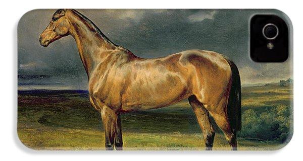 Abdul Medschid The Chestnut Arab Horse IPhone 4s Case