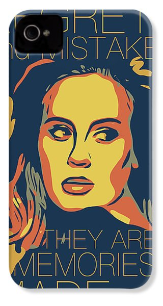 Adele IPhone 4s Case by Greatom London