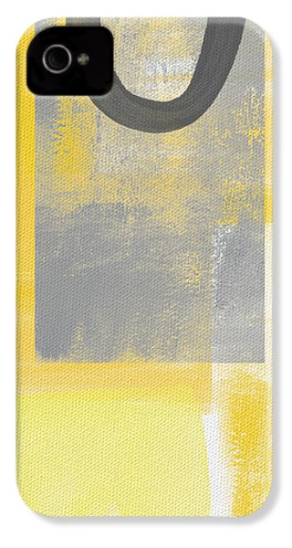 Afternoon Sun And Shade IPhone 4s Case by Linda Woods