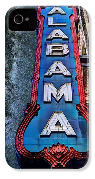 Alabama IPhone 4s Case by JC Findley