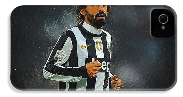 Andrea Pirlo IPhone 4s Case