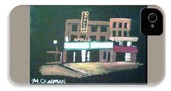 Apollo Theater New York City IPhone 4s Case