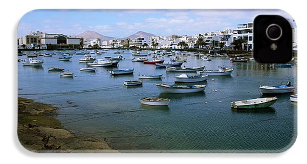 Arrecife - Lanzarote IPhone 4s Case by Cambion Art