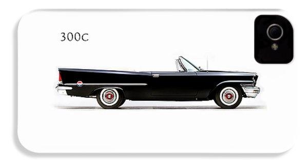 Chrysler 300c 1957 IPhone 4s Case by Mark Rogan