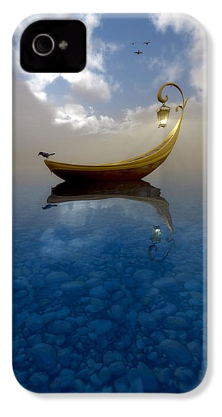 Narcissism IPhone 4s Case by Cynthia Decker