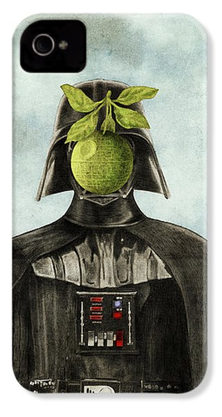 Son Of Darkness IPhone 4s Case by Eric Fan