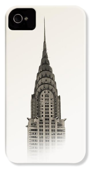 Chrysler Building - Nyc IPhone 4s Case