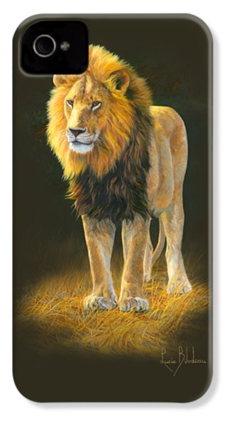 In His Prime IPhone 4s Case by Lucie Bilodeau