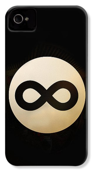 Infinity Ball IPhone 4s Case by Nicholas Ely