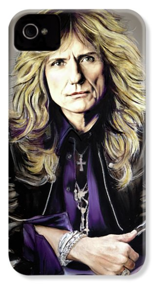 David Coverdale IPhone 4s Case