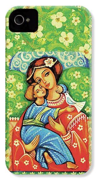 Madonna And Child IPhone 4s Case by Eva Campbell