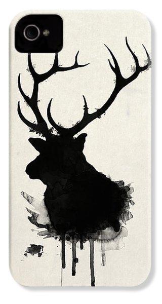 Elk IPhone 4s Case by Nicklas Gustafsson