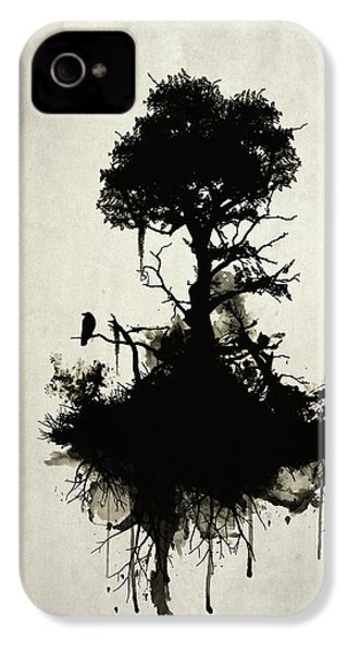 Last Tree Standing IPhone 4s Case by Nicklas Gustafsson