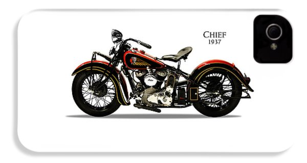 Indian Chief 1937 IPhone 4s Case