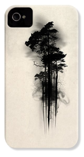 Enchanted Forest IPhone 4s Case by Nicklas Gustafsson