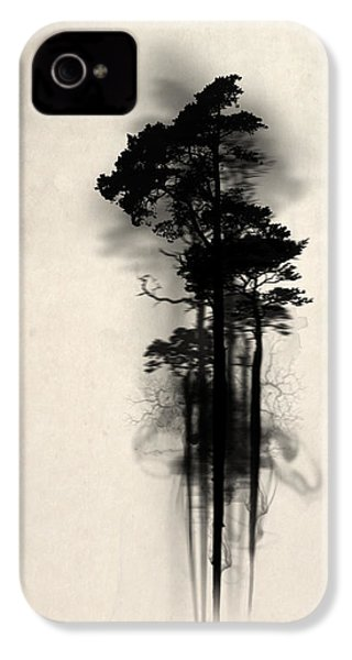 Enchanted Forest IPhone 4s Case