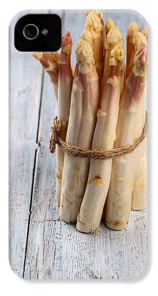 Asparagus IPhone 4s Case by Nailia Schwarz