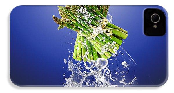 Asparagus Splash IPhone 4s Case