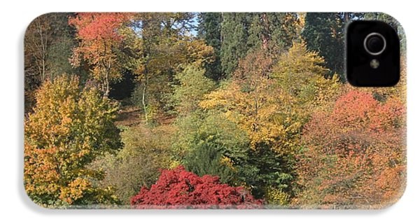 IPhone 4s Case featuring the photograph Autumn In Baden Baden by Travel Pics