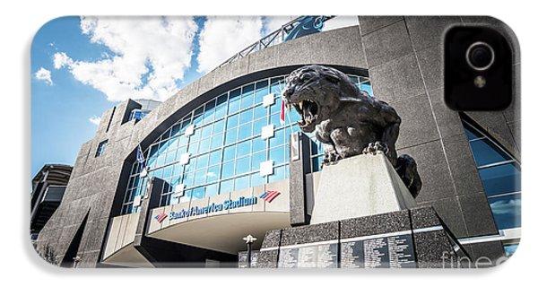 Bank Of America Stadium Carolina Panthers Photo IPhone 4s Case by Paul Velgos