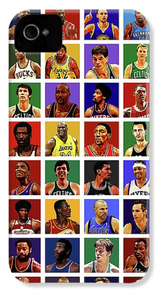 Basketball Legends IPhone 4s Case