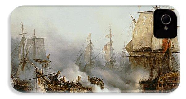 Battle Of Trafalgar IPhone 4s Case