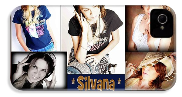 Beautiful Images Of Hot Photo Model IPhone 4s Case by Silvana Vienne