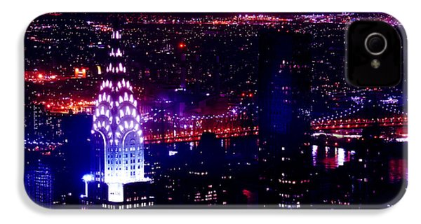 Beautiful Manhattan Skyline IPhone 4s Case