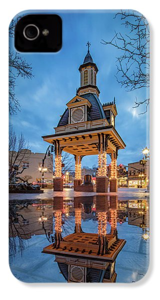 Bell Tower  In Beaver  IPhone 4s Case