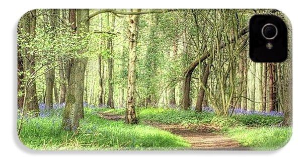 Bentley Woods, Warwickshire #landscape IPhone 4s Case by John Edwards