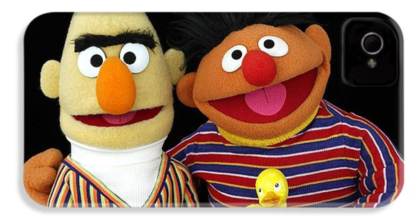 Bert And Ernie IPhone 4s Case