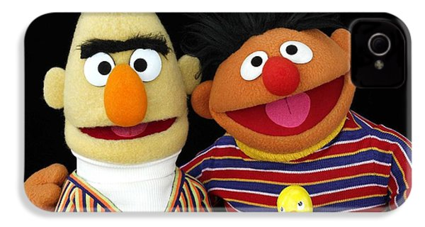 Bert And Ernie IPhone 4s Case