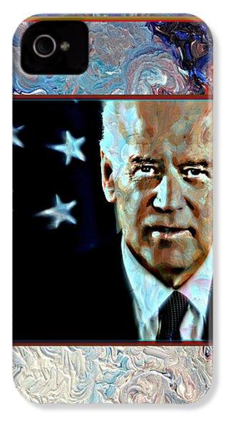 Biden IPhone 4s Case
