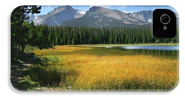 Autumn At Bierstadt Lake IPhone 4s Case by David Chandler