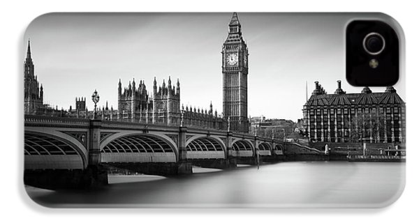 Big Ben IPhone 4s Case by Ivo Kerssemakers