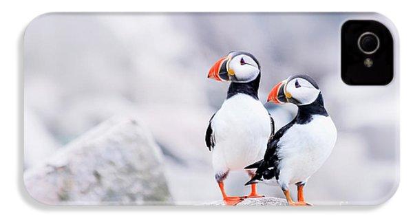 Birdland IPhone 4s Case by Evelina Kremsdorf