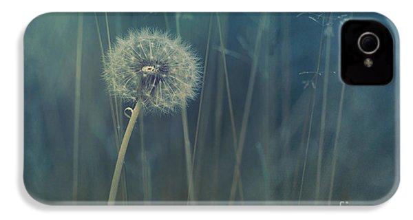 Blue Tinted IPhone 4s Case by Priska Wettstein