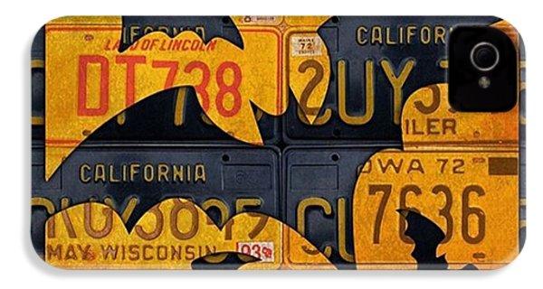 #boo  @fineartamerica #licenseplates IPhone 4s Case